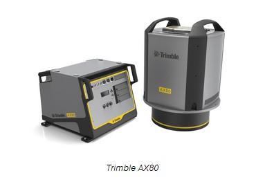 Trimble AX80机载LIDAR系统