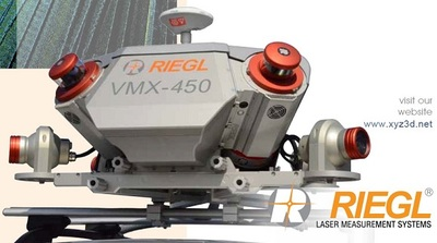 Rigle VMX450车载系统