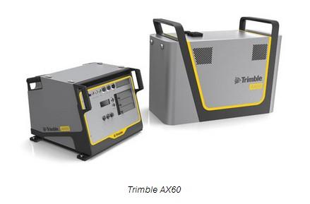 Trimble AX60机载LIDAR系统